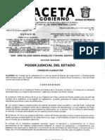 Orden Juridico Estado de Mexico