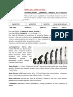 Unidad 2.- La Prehistoria y La Edad Antigua