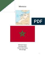 Morocco Final