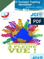 Jci Tunisian Training NEWSLETTER Vol6