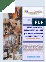 Evaluación, Planificación y Seguimiento de Proyectos