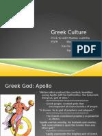 Greek Culture Power Point