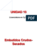 10 Embutidos Crudos-Secados