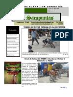 SACAPUNTAS 9 EDICION