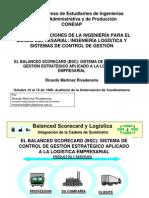 BSC en Logistica