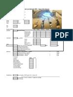 AvatarRPG Char Sheet