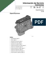 Motor Volvo d13a