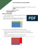 PLANEACIÓN DE ACTIVIDADES DEL 26 AL 30 DE SEPTIEMBRE