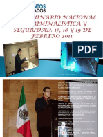 PRESENTACION CURSO DE CRIMINALISTICA DE CAMPO.. para edición...