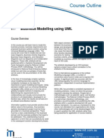 Business Modelling Using UML v1