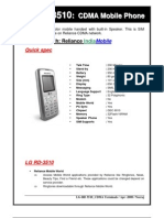 Product Note RD3510