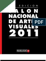 100 Edición Salón Nacional de Artes Visuales 2011 - Catálogo
