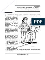 EP Autoestima II Animo Confianza a Hijos