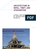 Architecture in Nepal, Tibet, And Afghanistan