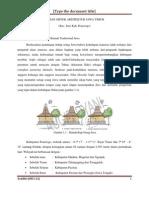 Kajian Obyek Arsitektur Jawa Timur