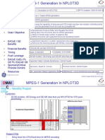 MPEG Generation in NPLOT3D GB Presentation