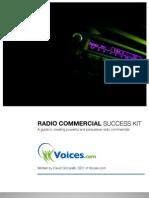Radio Commercial Success Kit