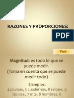 Razones y Proporciones 2011 (1)