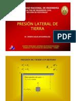 Presion Lateral de Suelo-zenon