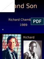Island Son Richard Chamberlain