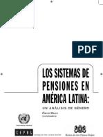 Sistemas de pensiones en América Latina