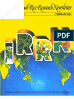 International Rice Research Newsletter Vol.9 No.1