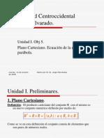 Presentacion Unidad I Obj 5,6