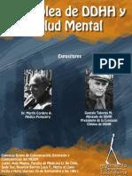 Asamblea de DDHH y Salud Mental