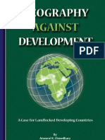 326042 Geography Against Development