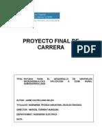 Proyecto Final de Carrera