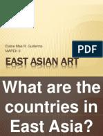 Motivation - East Asian Art