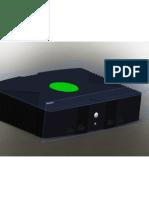 Solidworks Xbox design