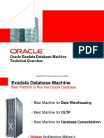 Exadata Database Technical Overview