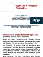 Benefits of Typhoons GQTabios