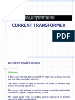 Basic Understanding on Current Transformer