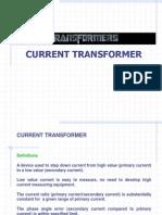 Basic Understanding on Current Transformer