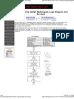 Torsion Spring Design Techniques Logic Diagram and Example