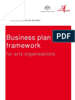 National Business Plan Framework 2010