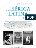 Nuevos Libros de América Latina 3 - 2011