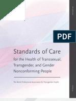 Standards of Care Version 7.0