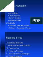 Freud & Nietzsche