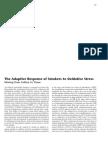 The Adaptive Response of Smokers to Oxidative Stress