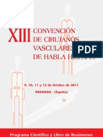 Xiii Convencion Cirujanos Vasculares