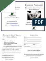 Curso de Formación Fisioterapia