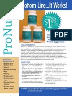 ProNutra Poster 1