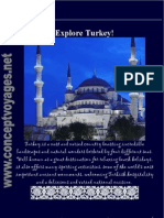 Concept Voyages' Turkey 7 Nights Promotional Offer 2011