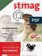 Bpost DM on Ecommerce 20 September 2011