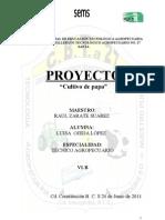 Proyecto Papa