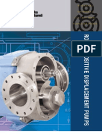 Rotary PD Pump (Waukesha Burr Ell)