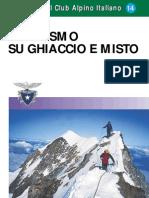Manuale Arrampiacata su Ghiaccio e Misto